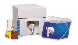 """Сертифицирани pH буферни разтвори при 20 С тип """"bag-in-box"""", цветни, проследими до NIST"""